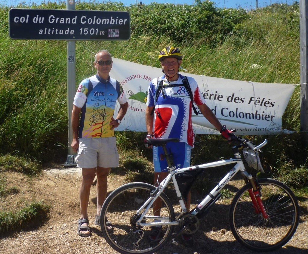 Gargouil & le Grand Colombier